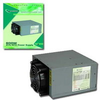 PSU 650W Gembird PSU8X-Real Power,PFC,Silent,2*Fan