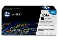 Toner HP 124A 2600 BLACK Q6000A