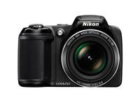 Dig. Camera Nikon Coolpix L340 Black