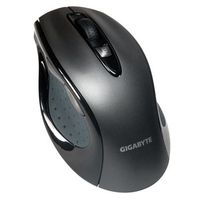 Mouse Gigabyte Optical M6800 Gaming Dual Lens Black