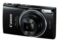 Dig. Camera Canon IXUS 275 HS Black