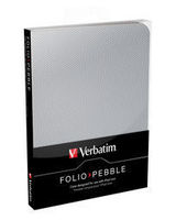 Case Verbatim Folio for iPad Mini Pebble Grey