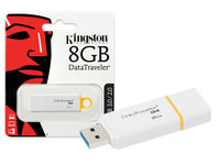 USB Drive 8GB Kingston DataTraveler Generation4 USB 3.0