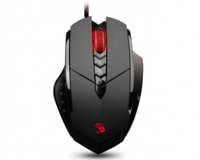 Mouse A4 V7MA Bloody Gaming USB Black Metal XGlide Activated