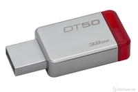 USB Drive 32GB Kingston DataTraveler 50 USB 3.1 Metal