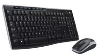Keyboard Logitech Cordless Desktop MK270 w/Mouse