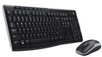Keyboard Logitech Cordless Desktop MK270 w/Mouse