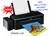 EPSON L100 PRINTER - со интергиран CISS system