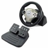 Twinwheel F1 PS 2 + PC  GENIUS