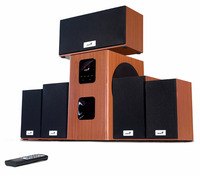 Genius SW-HF 5.1 5050 Wood speakers