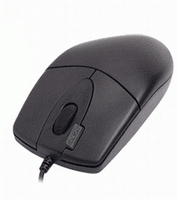 A4Tech OP-620D-1 Optical USB mouse - BLACK