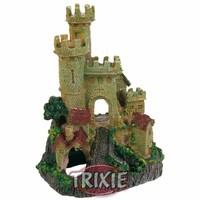 Замок керамика за аквариум 17 цм
