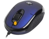 A4TECH MOUSE X5-20MD-1Dual Focus 2X Mini Optical Mouse USB (Blue)
