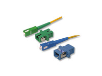 Fiber optic adapter SC/PC