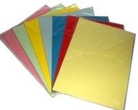 Хартија во боја