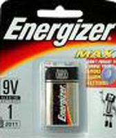 Батерија Енерџајзер 9 волти
