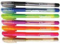 Гел пенкало во боја