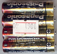 Батерија Панасоник ААА алкална