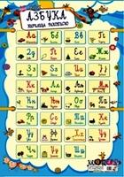 Азбука кирилица печатна и ракописна