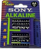 Батерија Сони АА алкална