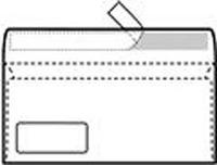 Плик американ со лев прозор