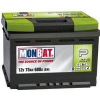 Акумулатор MonBat 75AH PREMIUM SEALED MAINTENANCE-FREE