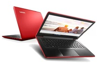 "Notebook Lenovo 510S-13ISK i3-6100U/4GB/500GB+8SSD/HD520/13.3"" FHD LED/Backlit KB/Red/DOS"