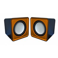 Speakers 2.0 Omega Surveyor Orange USB 6W