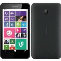 """Nokia Lumia 630 Black, 4.5"""""""
