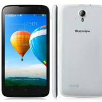 "Smartphone 5.0"" HD Blackview Zeta White Octa Core 1.4GHz/1GB/8GB/Dual SIM/5MP+8MP/A4.4"