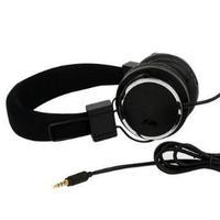 MS BEAT црни слушалки со микрофон, Frekvencijski raspon 20Hz-20KHz, Osetljivost 108 dB, Осетливост н