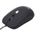 Mouse MUS-102 Optical Black 1600DPI USB