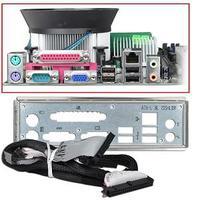 MB RadiSys Endura EM945G Intel 945G Socket 775 mATX Motherboard w/Pentium 4 3.4GHz CPU, 2GB DDR2 RAM