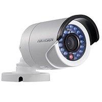 Hikvision DS-2CE15C2P-IR 3.6 mm 720TVL CCTV Bullet Camera - White