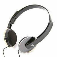 Headphones Omega Freestyle Hoop For iPhone Black w/Microphone.