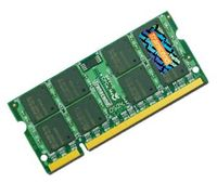 Мемо SO-DIMM DDR2 256MB 533MHz SIM, 256 MB, Napajanje 1,8 ± 0,1 V, Latencija CL4,