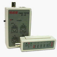 Tester for network cable S1007