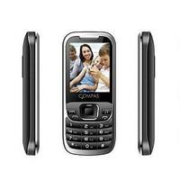 Mobile Phone Omega Compas Mini Dual Sim Black