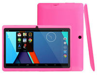 "Tablet PC Firefly B7300 7"" Pink Quad Core 1.2"