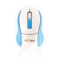 Маус M6 Wireless Optical 77mm Mini Mouse, USB 2.0, 3 Buttons, 1600dpi, Nano Receiver storable inside