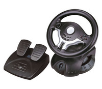 Gembird Steering Wheel USB Raceforce Dual vibration