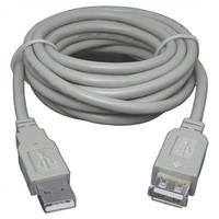 Кабел USB продолжителен, 3 метри