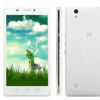 "Smartphone 5.7"" HD ZTE Q705U White Quad Core 1.3GHz/1GB/4GB/Dual SIM/2xCam 5MP Back/A4.2"
