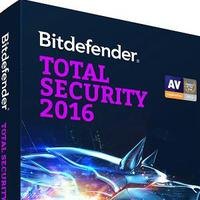 Antivirus Bitdefender Total Security 2016 Licence OEM, 1 година лиценца