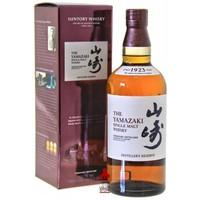 Yamazaki single malt - distiller's reserve