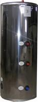 Вертикален бојлер од 250 лит.со 2 изменувачи