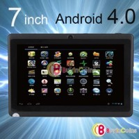 "7"" Android 4.0 A13 1.5GHz Tablet PC 4GB 512MB RAM DDR3 WIFI Camera Capacitive"