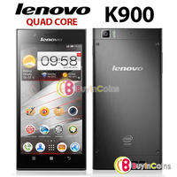 "5.5"" Lenovo K900 Quad Core 2GHz Android 4.2 Smartphone 16GB GPS Mobile Phone"
