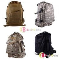 Outdoor Camping Trekking Hiking Bag Military Tactical Rucksack Backpack 02 1