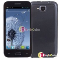 "4.63"" Touch Screen SC6820 1GHz Android 2.3 Smartphone WIFI Camera Mobile Phone"